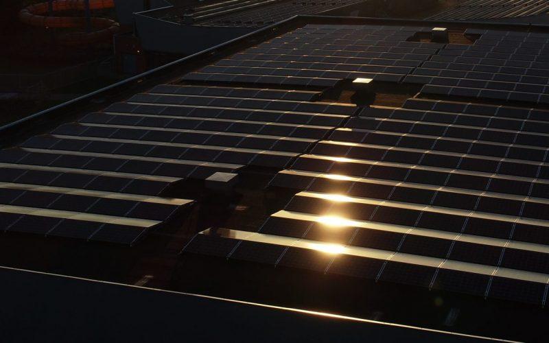 Zonnepanelen door NewSolar gemonteerd