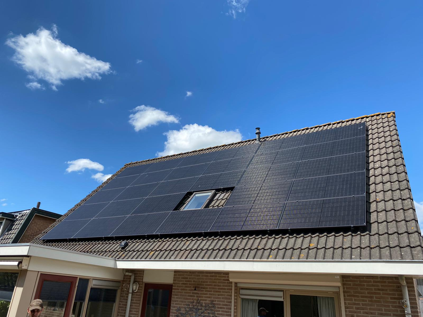 Zonnepanelen in Scherpenzeel door NewSolar